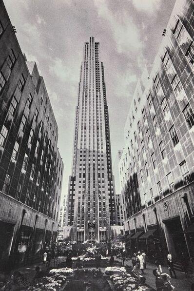 Jean Mohr, 'NY Rockfeller Centre'