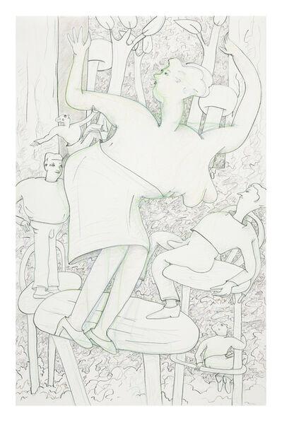 Gladys Nilsson, 'A Window #3', 2014