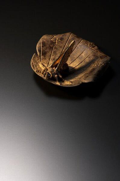 AKIO OHMORI, 'Queen bee's sundial', 2016