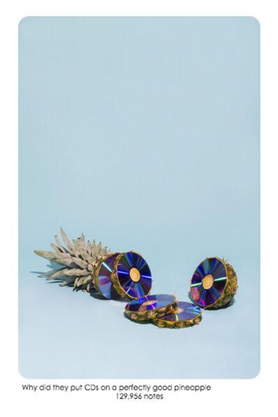 Sara Clarken, 'Perfectly Good Pineapple Poster', 2016