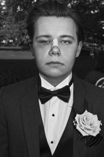 Caleb Stein, 'Prom Boy Poughkeepsie, NY', 2017