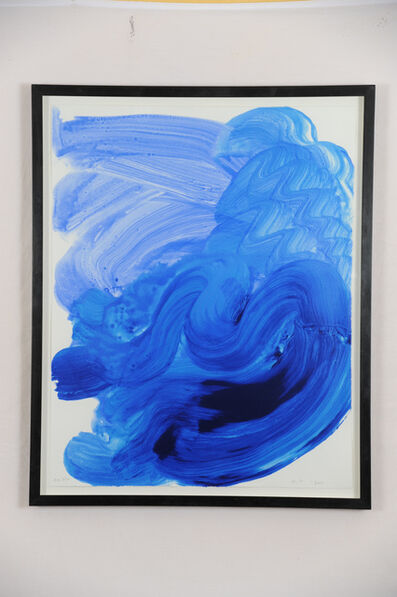 Howard Hodgkin, 'Swimming', 2011