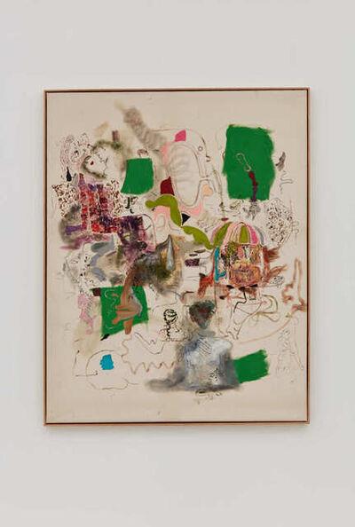Michael Bauer, 'Pilgrim (echo)', 2016