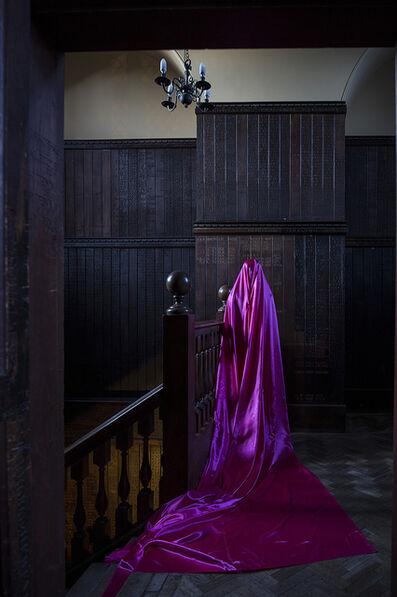 Güler Ates, 'Purple (II)', 2016