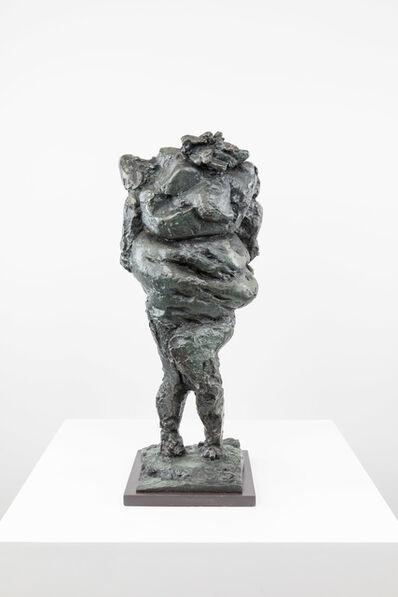 Anthony Caro, 'Pulling On a Girdle', 1958-1959