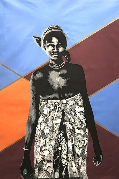 RICARDO KAPUKA, 'ANGOLAN MUMUILA WOMAN', 2019