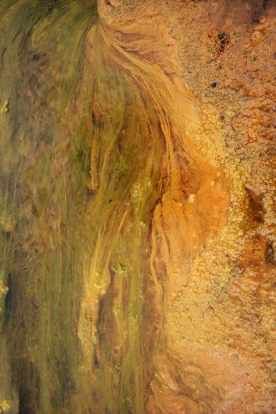 "Jitka Hanzlová, 'UR#4 Untitled, 2018 (rust) from ""WATER""', 2018"
