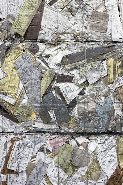 Stephen Mallon, 'Aluminum Siding Bales'