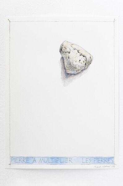 Nikita Alexeev, 'Stones (7)', 2016