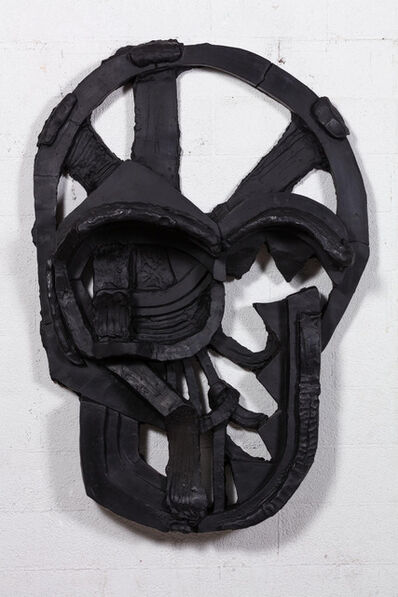 Thomas Houseago, 'Gorgon Mask', 2015