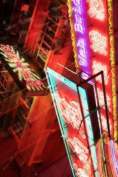 Michael David Kistler, ''Signing on High' Hong Kong', 2019