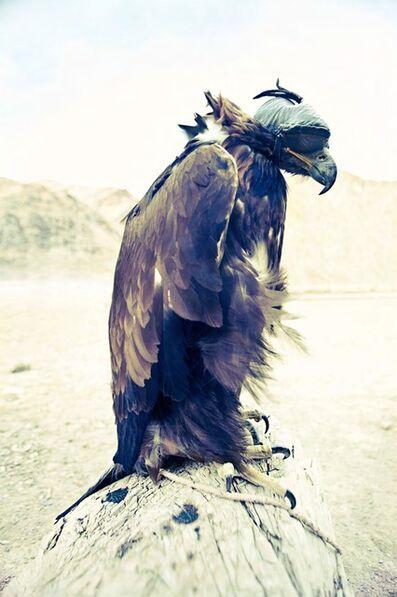 Lyle Owerko, 'Eagle Hunter 3', 2015