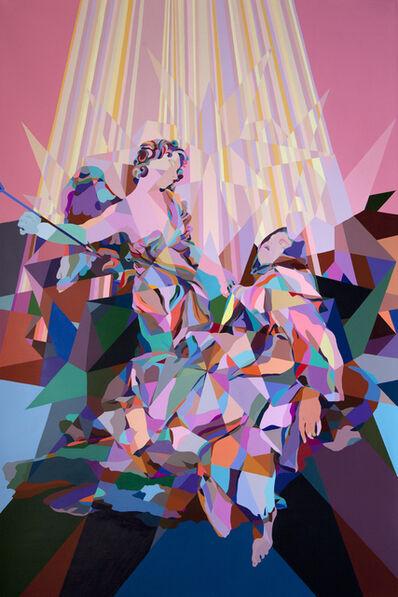 C. Finley, 'Ecstasy of Santa Theresa', 2015