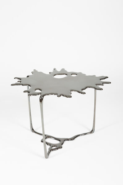 Stefan Bishop, 'Puddle Side Table', 2015