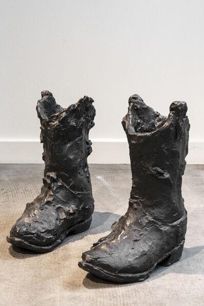 Fredrik Raddum, 'Empty Boots', 2018
