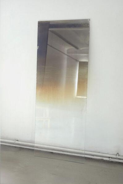 Boldizs·r Szenteczki, 'The Morning You Left 4 (Mirror)', 2018