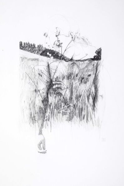 Julien Graizely, 'Dimanche', 2020