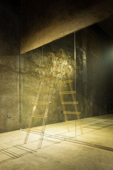 Gao Weigang 高伟刚, 'where 梯子', 2015