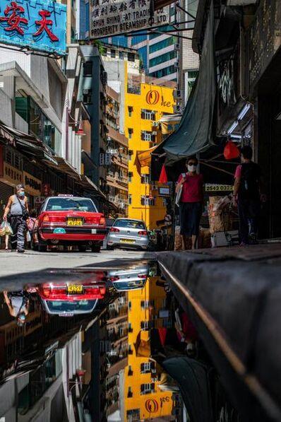 Michael David Kistler, ''Carried Away' Hong Kong', 2020