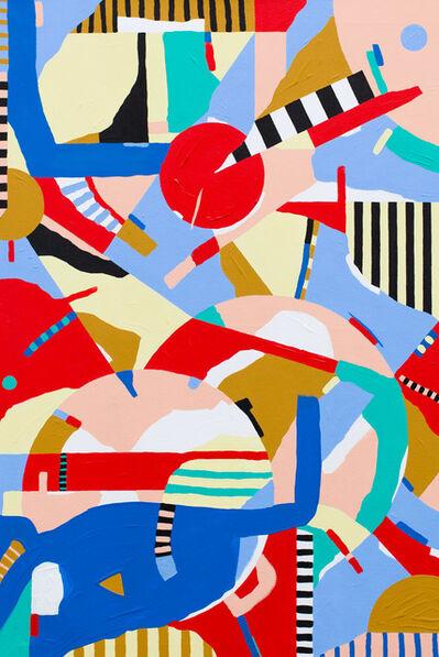 Mireia Ruiz, 'Abstract 123', 2018