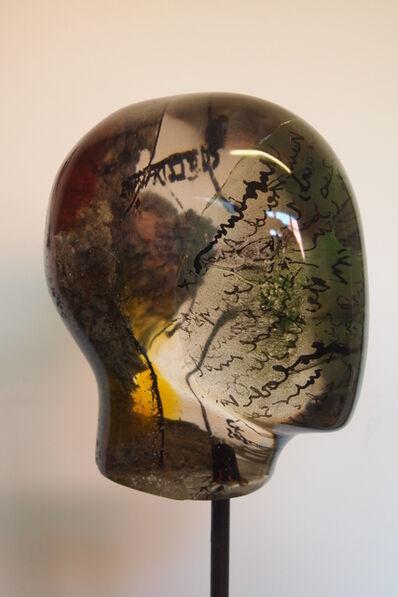 Oliver Czarnetta, 'Spectrum Green Sphere', 2020