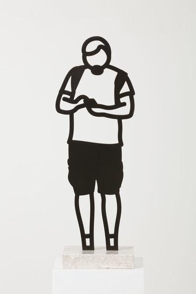 Julian Opie, 'Cargo Shorts', 2020