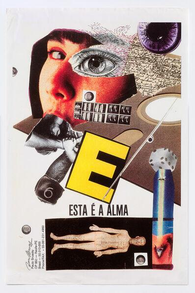 Paulo Bruscky, 'Esta è a Alma', 1995