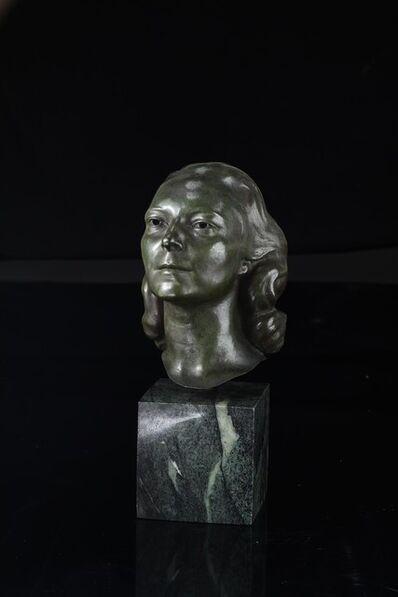 Francesco Messina, 'Ritratto di signora Genovese', 30s