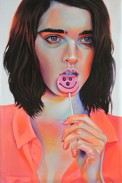 Martine Johanna, 'Happy Days', 2016