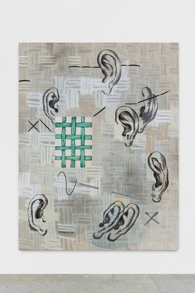 Jagoda Bednarsky, 'Extended Eye Contact', 2017