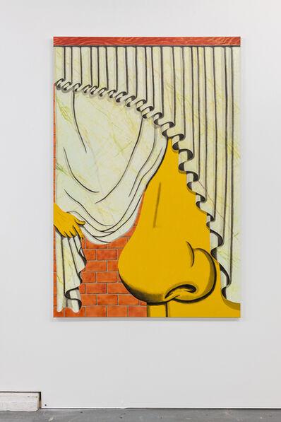 Sarah Margnetti, 'Curtain Bang', 2019