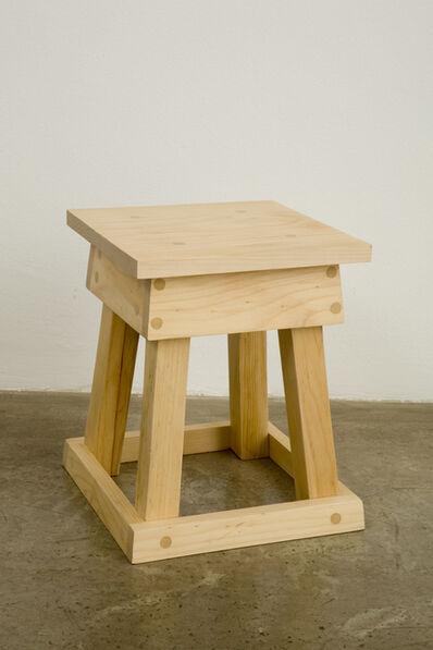Rivane Neuenschwander, 'Untitled (Anonymous Furniture 4)', 2007
