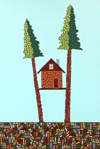 Will Beger, 'Tree House', 2019