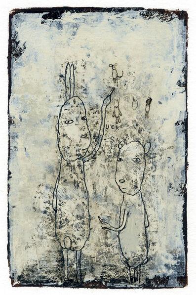 Rebecca Doughty, 'Uck sh', 2016