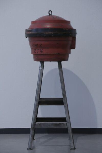 """Florian Borkenhagen, '""""Becherschule"""" Wasserturmmodell 20', 2019"""