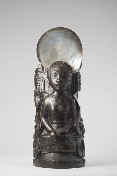 Paul Gauguin, 'Idole à la coquille'