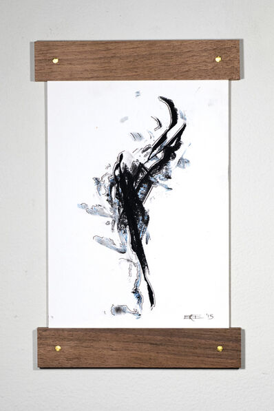 Erica Ehrenbard, 'Bending Blue', 2015