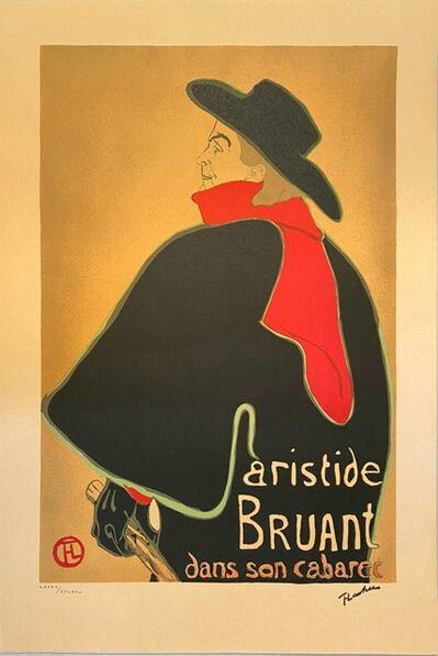 Henri de Toulouse-Lautrec, 'Aristide Bruant', 1982