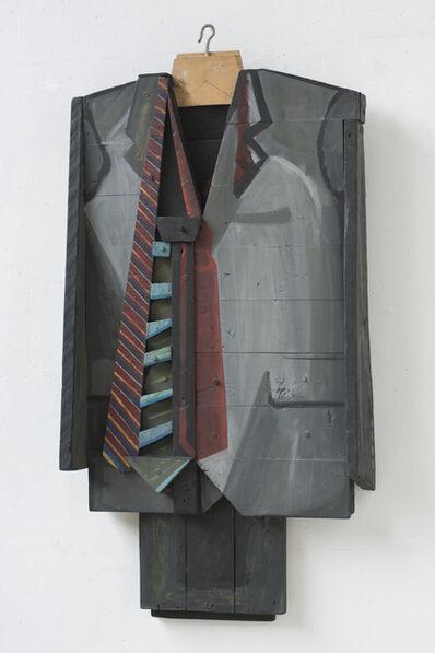 Dimitri Tsykalov, 'Suit and ties', 1989