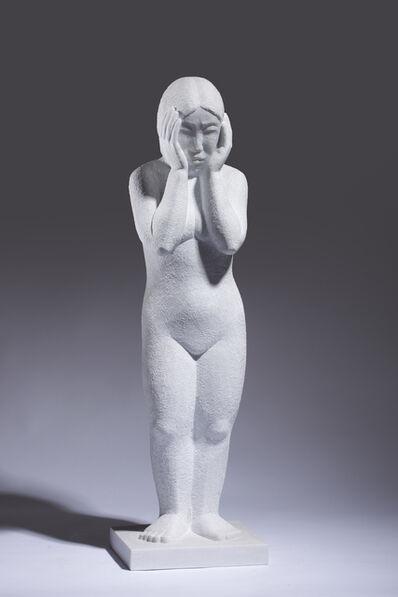 Dong Woo Kim, 'Standing Woman', 2013