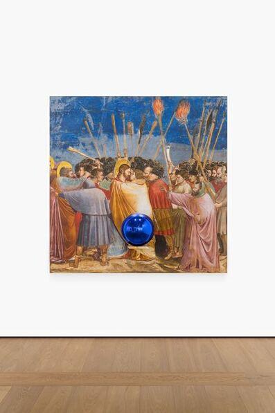 Jeff Koons, 'Gazing Ball (Giotto The Kiss of Judas)', 2015-2016