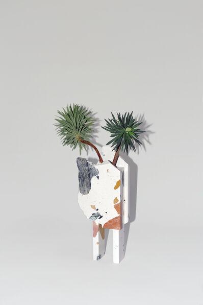 Max Lamb, 'Marmoreal Scrap Scrap Vase No. 3', 2014