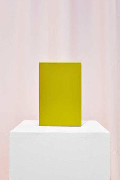 Árpád Forgó, 'Yellow Sandwich', 2014