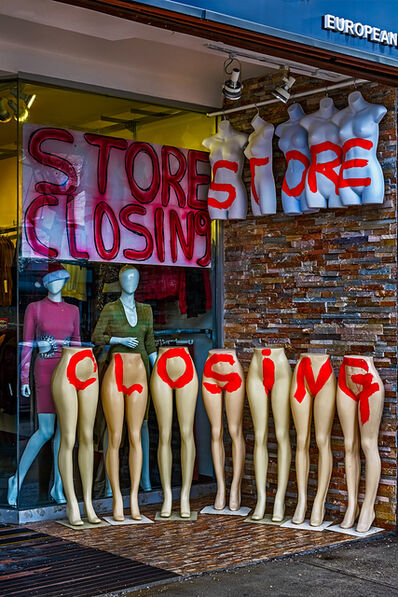 David Stock, 'Closing, Astoria', 2017