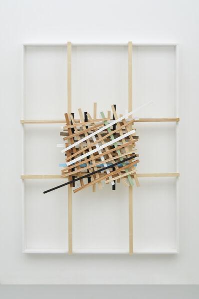 Kishio Suga, 'Stacked Voids', 2019