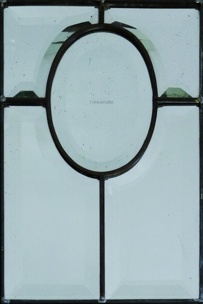 Marco Godinho, 'Objet modifié (miroir artisanal)', 2014