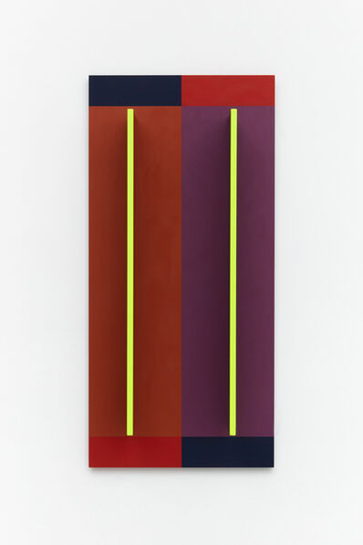 Lisa Williamson, 'Blocker', 2021