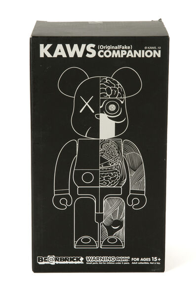 KAWS, 'Dissected Companion', 2010