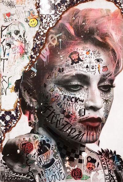 Stikki Peaches, 'Madonna', 2019