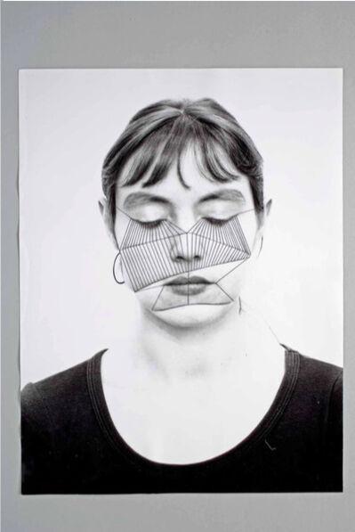 Annegret Soltau, 'Selbst #16 (Self #16)', 1975